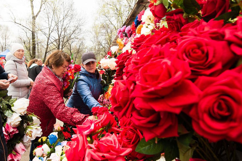 Родительский день 2021 в Хабаровске: фоторепортаж