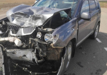 Крупную аварию в Бурятии спровоцировал полицейский