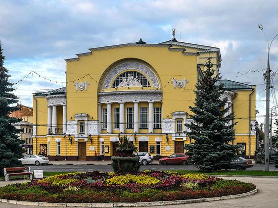 В Ярославле актеров отправили на биржу