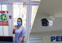 В калужской областной больнице внедрена система бесконтактной термометрии