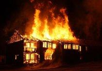 Пенсионер скончался во сне при пожаре дома в Нерчинском районе