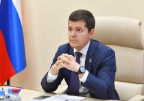 Вопросы о благоустройстве главе Ямала задали 6 северян