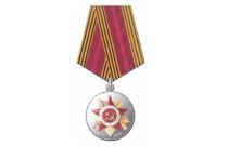 Малолетняя узница войны потеряла медаль на параде Победы в Петрозаводске