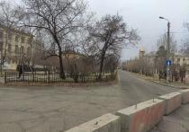 В ТГК-14 объяснили перекрытие обеих сторон улицы Горького в Чите