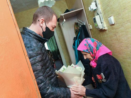 После вмешательства главы региона в доме труженицы тыла Елены Рындиной сделали ремонт