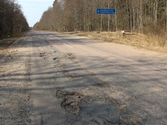 Дорогу Шимск - Феофилова Пустынь приведут в порядок за 209 млн рублей