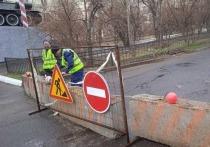 Читинец заявил, что подъезд к домам перекрыт раскопками на улице Горького