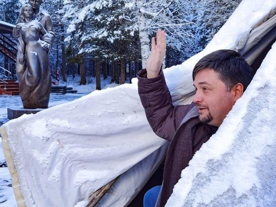 Как выглядит драматург Александр Гриценко в глазах поклонников