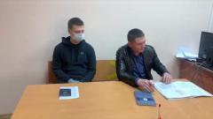 Избивший девушку стример Андрей Бурим прибыл в суд: кадры заседания