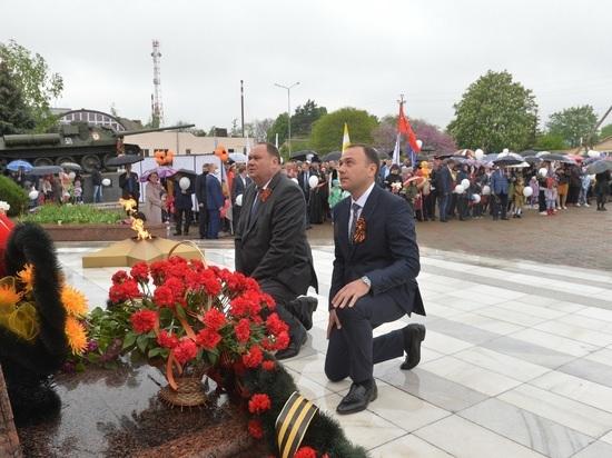 В столице газовиков Ставрополья отметили День Победы