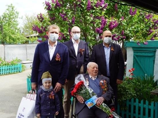 Ветераны Грачевского округа внесли свой вклад в Великую Победу