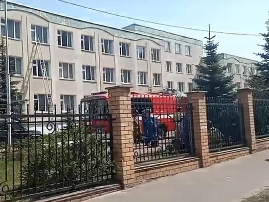 В школах Калуги после стрельбы в Казани усилен пропускной режим