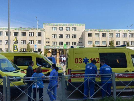 Большой трагедией для всей страны назвал руководитель республики происшествие в казанской гимназии №175.