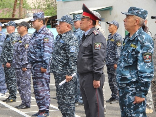 В результате вооруженных столкновений на приграничных участках нанесен ущерб милиции КР