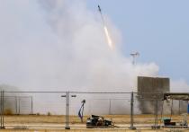 Израильтяне и палестинцы обменялись ракетными ударами после столкновений в Иерусалиме, продолжавшихся с прошлой недели