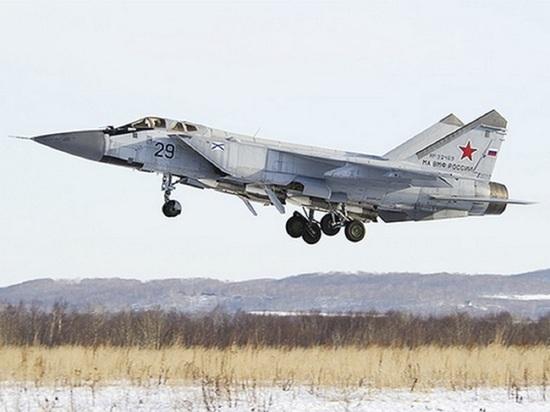 Россия перехватила у границ четвертый за день иностранный самолет