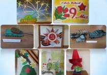 В Калужском Росреестре состоялась выставка детских творческих работ ко Дню Великой Победы