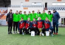 Петрозаводские футболисты стали призёрами Кубка чемпионов Северо-запада