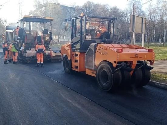В Кирове отремонтируют дополнительные участки дорог за 340 миллионов
