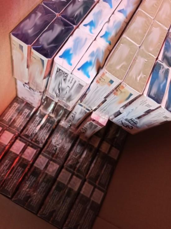 Великолукские полицейские раскрыли крупную кражу сигарет