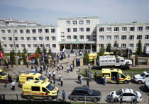 В казанской гимназии №175, где произошла стрельба, не было охранника