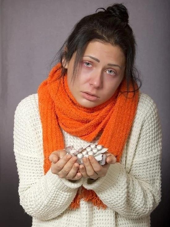 Болеть гриппом и ОРВИ в Псковской области стали на 30% меньше