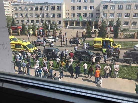Восемь погибших при стрельбе в казанской школе опознали родственники