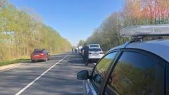 Смертельное ДТП произошло в Псковском районе