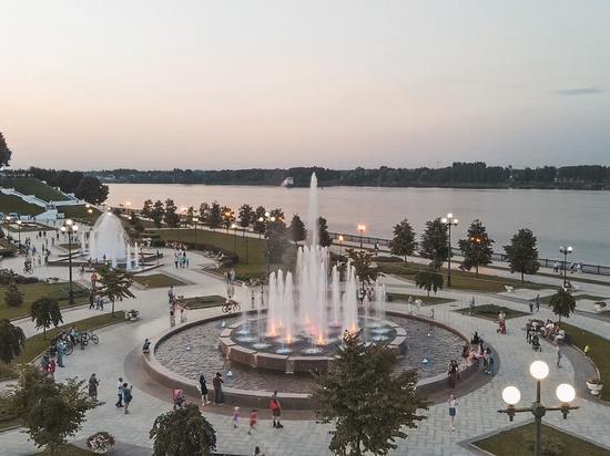 В Ярославле все фонтаны включат только к 20 мая