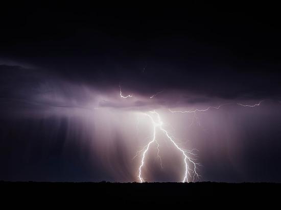 12 мая на Смоленщине ожидаются дожди с грозами