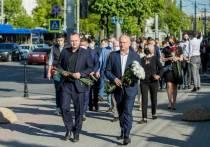 В память невинных жертв теракта в Казани