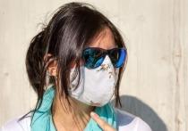 В России зафиксирована вспышка индийского штамма коронавируса
