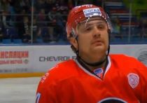 Бывший хоккеист Егин умер в 32 года после коронавируса