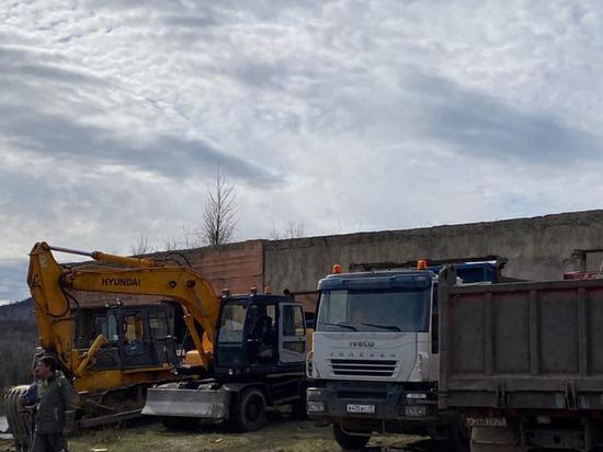 Объявлены сроки работ по рекультивации отходов комбината Тувакобальт