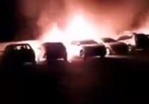 Силы безопасности вошли на территорию комплекса мечети Аль-Акса в Иерусалиме для пресечения массовых беспорядков