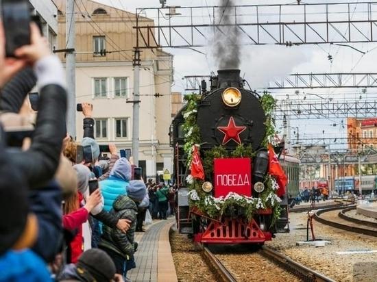 В День Победы в Свердловской области много мемориальных и праздничных событий
