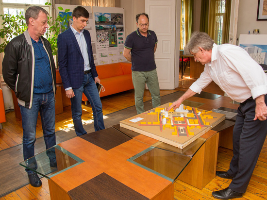 Мэру Барнаула предложили создать новый архитектурный символ города