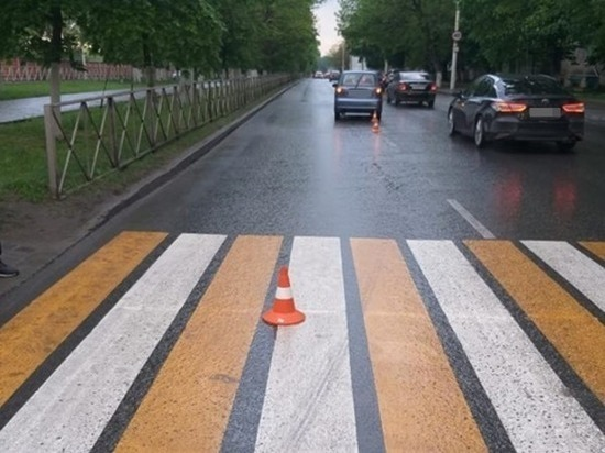 В Новочеркасске водитель «Матиза» сбил девушку на пешеходном переходе