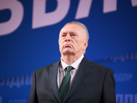 Жириновский заявил, что современной молодежи не с кого брать пример