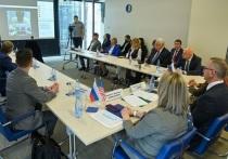 Калужский губернатор встретился с представителями деловых кругов США