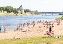 Комфортное лето пообещали псковичам синоптики