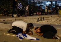 Ряд израильских городов вновь подвергся массированному обстрелу из сектора Газа