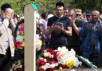12 мая в селе Большие Ковали простились с 14-летним Амиром