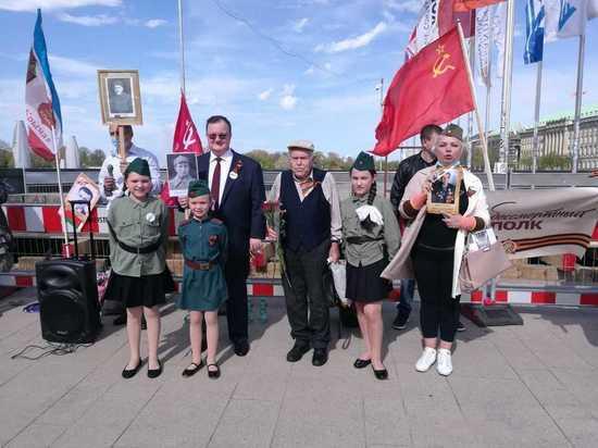 День Победы в Германии: Гамбург почтил память павших геров