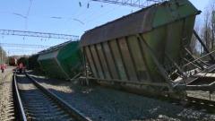14 вагонов сошли с рельсов под Кондопогой