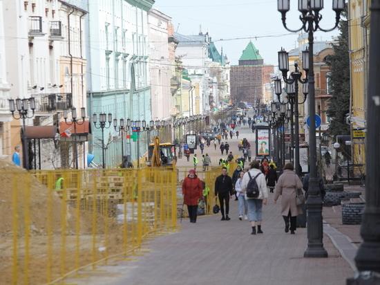 Уполномоченный по правам человека в Нижегородской области Оксана Кислицына выступила с докладом о работе в непростом 2020 году на заседании Законодательного собрания