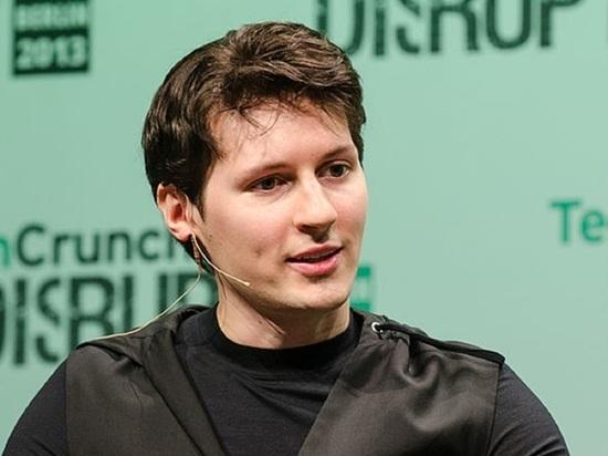 """Дуров прокомментировал блокировку Telegram-канала """"казанского стрелка"""""""