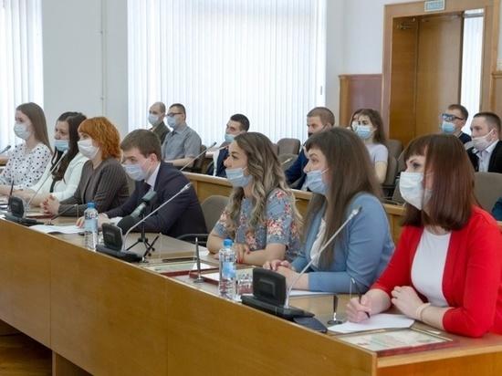 Достигнутые результаты озвучили на итоговом заседании Молодежного парламента Вологодской области