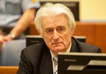 Радован Караджич будет отбывать пожизненный срок в другом месте