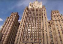 В МИД РФ обсудили конфликт Израиля и Палестины с представителем ХАМАС